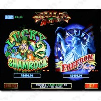 Nudge Lucky 2 & Freedom Multi-Game