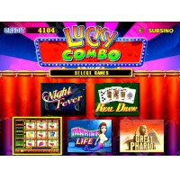 Lucky Combo Multi-Game by Subsino