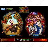 Nudge Magic Party Mr. Magic & Turkey