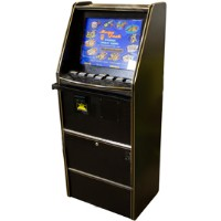 19in LCD MegaJack Multi-Game Trimline Machine