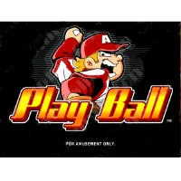 Play Ball by Astro