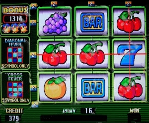 cherry master game machine