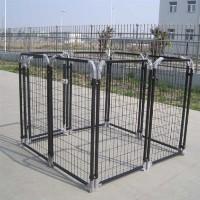Dog Kennel 5'x5'x4' Heavy Duty Pet Playpen Dog Exercise Pen Cat Fence