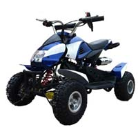 50cc Nemesis 2 Stroke Pocket ATV