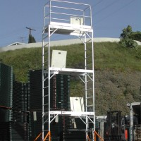 Brand New Heavy Duty 17' Aluminum Scaffold Rolling Tower