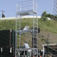Brand New Heavy Duty 17' All Aluminum Scaffold Rolling Tower