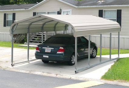 12 39 X 21 39 X 5 39 Standard Eco Friendly Steel Carport