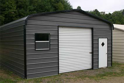 18 X 26 X 9 Standard Eco Friendly Steel Carport Garage
