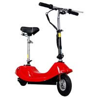 120W Foldable Electric Motorized Kids Scooter Bike