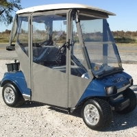 Brand New Club Car DS 2000+ Sunbrella Golf Cart Enclosure