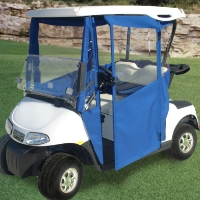 Brand New Vinyl EZ-GO RXV Golf Cart Enclosure