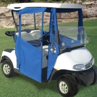Brand New EZ-GO RXV Sunbrella Golf Cart Enclosure