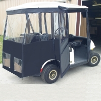 Brand New Vinyl EZ-GO RXV 4 Passenger Golf Cart Enclosure
