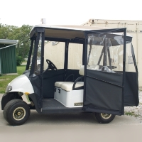Brand New EZ-GO RXV 4 Passenger Sunbrella Golf Cart Enclosure