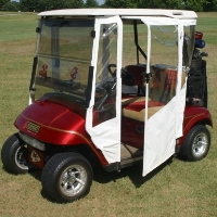 Brand New Vinyl EZ-GO TXT Golf Cart Enclosure