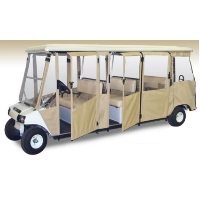 Brand New Vinyl Club Car Villager 8 Golf Cart Enclosure