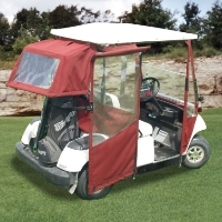 Brand New Yamaha G-14-G19 Sunbrella Golf Cart Enclosure