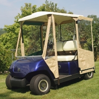 Brand New Vinyl Yamaha GMAX (G-22) Golf Cart Enclosure