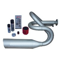 Brand New High Quality Golf Cart Performance Exhaust Header Kit for EZGO TXT 94-Current