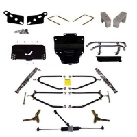 "Brand New High Quality 6""-10"" Adjustable Lift Kit for Club Car DS 04-Current."