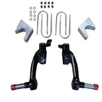 "Brand New High Quality 6"" Spindle Lift Kit for EZGO TXT (Gas) 10-Current"