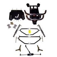 "Brand New High Quality 6""-10"" Adjustable Lift Kit for EZGO TXT/Medalist (Gas) 01-09"