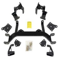 "Brand New High Quality 5"" Axle Lift Kit for EZGO Workhorse (Gas) 94-01"
