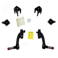 "Brand New High Quality 6"" Spindle Lift Kit for EZGO TXT (Electric) 01-09"