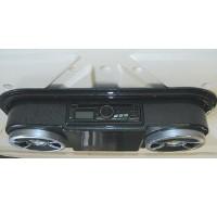 Brand New High Quality Universal Non-Marine Golf Cart Overhead Radio Console