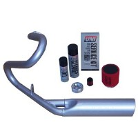 Brand New High Quality Golf Cart Performance Exhaust Header Kit for Yamaha G16, G19, and G22 97-Current