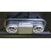 Brand New High Quality Universal Golf Cart Overhead Radio Console