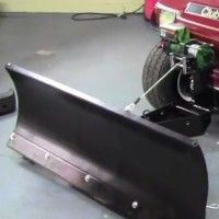 Brand New High Quality Snow Plow for Club Car DS 1982-Current