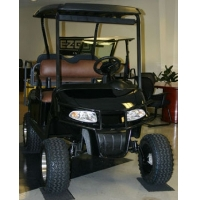 EZ-GO Custom Black 13HP RXV Golf Cart