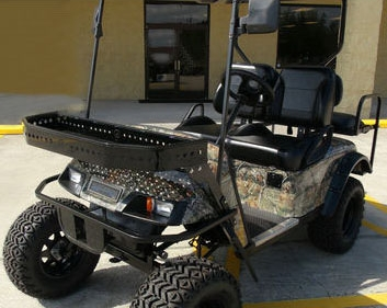 EZ-GO 48v Monster Custom Electric Hunting Golf Cart on ez go marathon, club car roof, ez go cart covers, ez go paint, ez go solar panel, ez go sporting clays cart, ez go model 400, ez go radio and speakers, ez go extended roof, ez go parts catalog, ezgo rxv roof,
