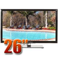MirageVision Gold Series 26 Inch 1080p LED Outdoor HDTV