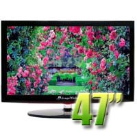 MirageVision Silver Series 47 Inch 1080p LCD Outdoor HDTV