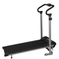 Brand New Magnetic Manual Fitness Treadmill