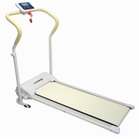 Brand New Magnetic Manual Fitness Treadmill White