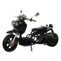 50cc Single Cylinder Four Stroke Maddog Street Bike