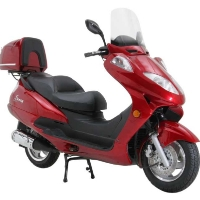 150cc MC_D150H 4-Stroke Air-Cooled Moped
