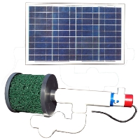 Brand New Bottom Feeder 10,000 Gallon Pool or Spa 60-watt Solar Pump and Filter System