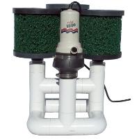 Brand New Bottom Feeder 1,800 GPH Pond 110v Plugin Pump and Filter System