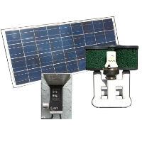 Brand New Bottom Feeder 20,000 Gallon Pond 120-watt Solar Pump and Filter System
