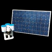 Brand New Bottom Feeder 40,000 Gallon Pool 220-watt Solar Pump and Filter System