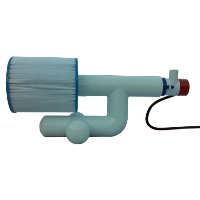 Brand New Bottom Feeder 5,000 Gallon Pond 30-watt Solar Pump and Filter System