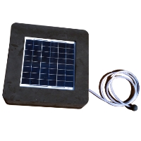Brand New Ionizer Generator Pool Spa Pond 10-watt Solar Powered 5,000 Gallon