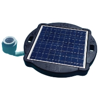 Brand New Surface Pool Skimmer Solar Pool Cleaner 60-watts Solar Powered