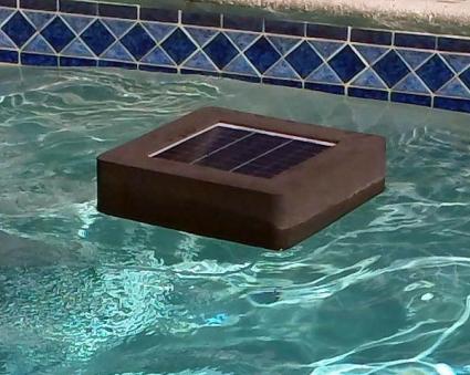 Brand New Ozone Aerator Pool Spa Pond 100mg 10 Watt Solar