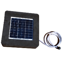 Brand New Aerator Pool Spa Pond 10-watt Solar Powered System