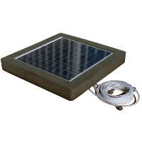 Brand New Aerator Pool Spa Pond 60-watt Solar Powered System